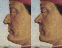 Piero della Francesca (um 1465): Federico da Montefeltro | HNO Privatpraxis
