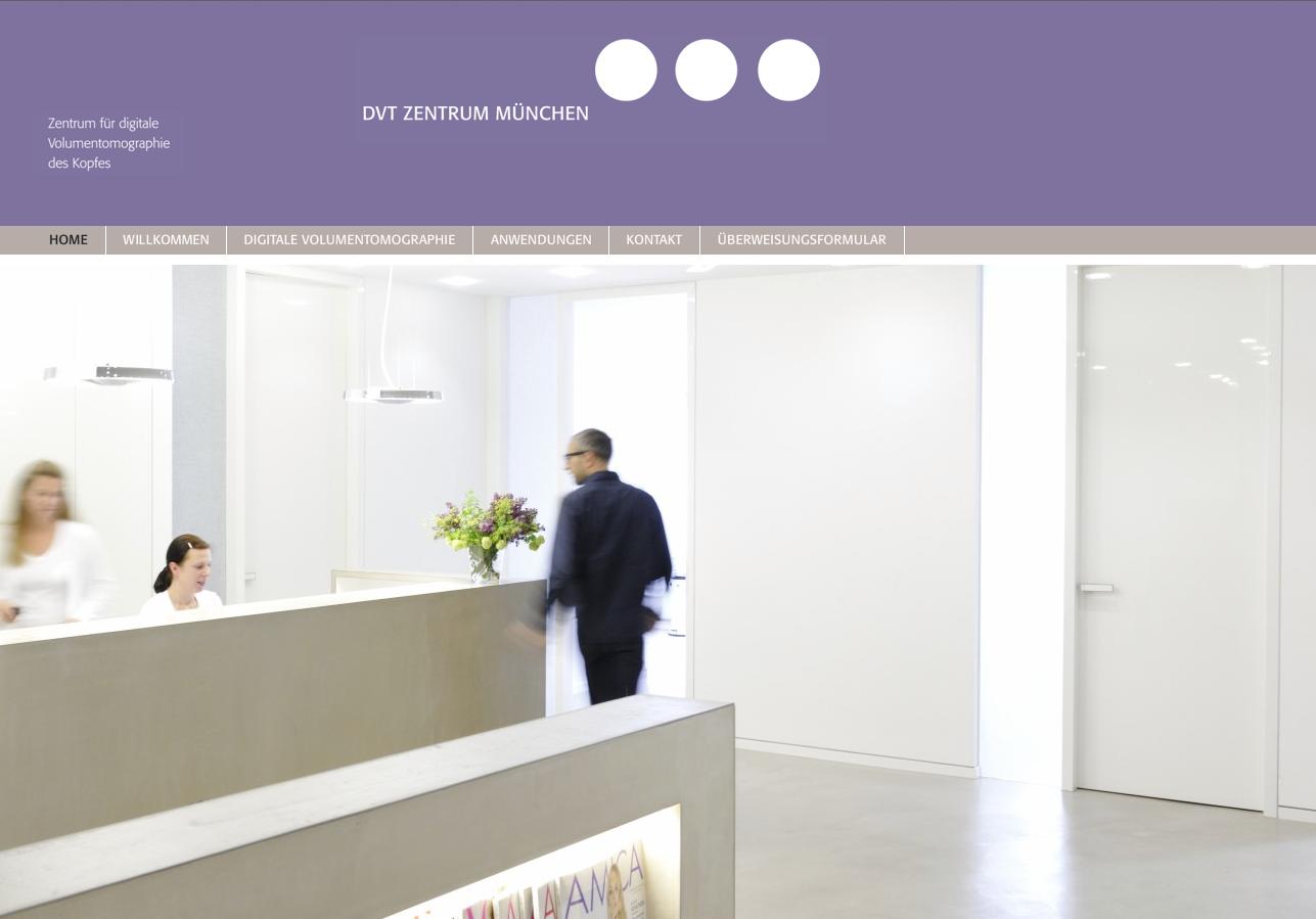 Digitale Volumentomographie (dvt) München | Dr. Schuster